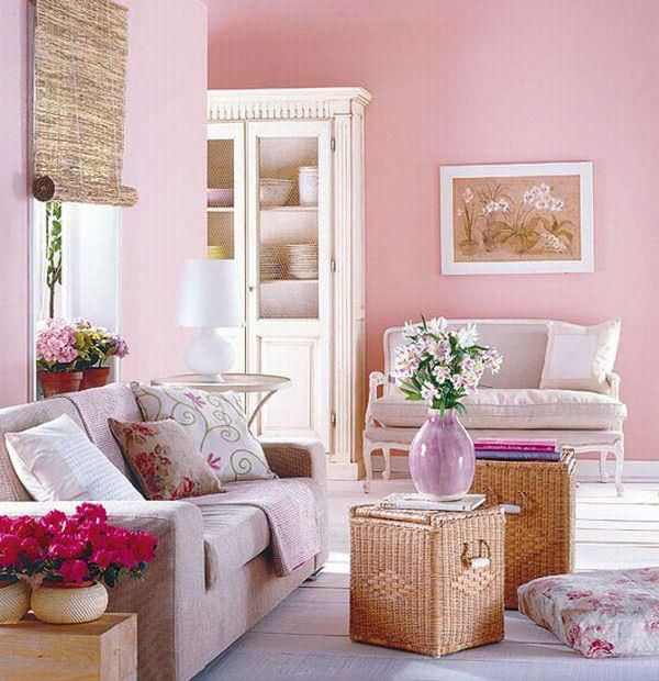 Cromoterapia para tu hogar